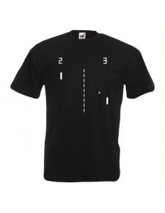 P0071 Camiseta Pong