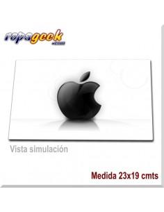 Al0001 Alfombrilla Apple Black