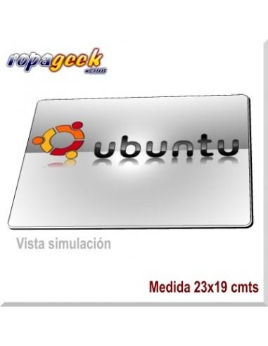 AL0014 Alfombrilla Ubuntu Logo v2