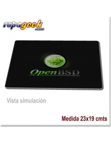 AL0003 Alfombrilla OpenBSD