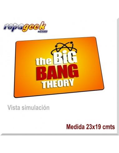 AL0227 Alfombrilla raton The Big Bang Theory