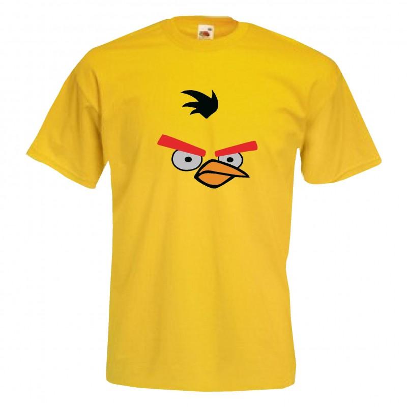 P0315 Angry Birds Pájaro Amarillo
