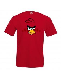 P0318 angry birds pajaro rojo