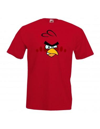 P0318 Angry Birds Pájaro Rojo
