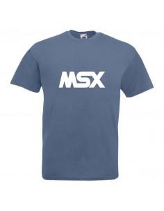 P0011 Camiseta MSX Original