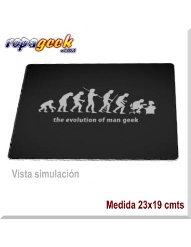 AL0459 Alfombrilla Evolucion GeeK