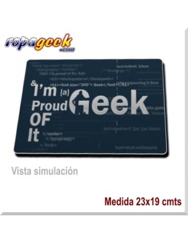 AL0461 Alfombrilla GeeK Coder