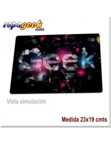 AL0470 Alfombrilla Fashion Geek