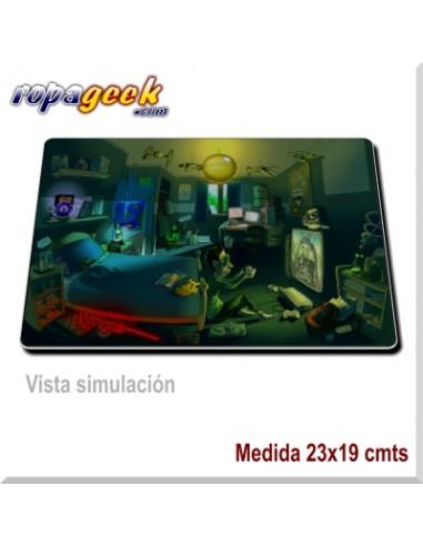 AL0473 Alfombrilla Super GeeK