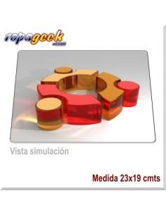 AL0480 Alfombrilla de ratón Ubuntu