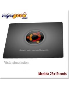AL0483 Alfombrilla de ratón Ubuntu