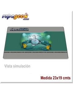 AL0484 Alfombrilla de ratón Open BSD