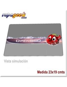 AL0485 Alfombrilla de ratón Open BSD