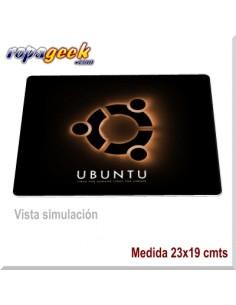 AL0488 Alfombrilla de ratón Ubuntu