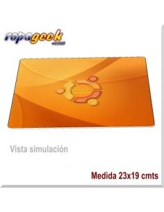 AL0489 Alfombrilla de ratón Ubuntu