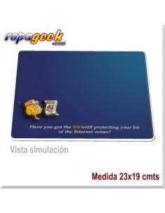 AL0493 Alfombrilla de ratón Open BSD