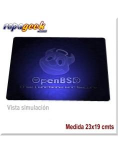 AL0501 Alfombrilla de ratón Open BSD