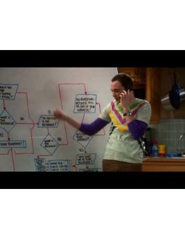 P0340 Sheldon the friendship algorithm