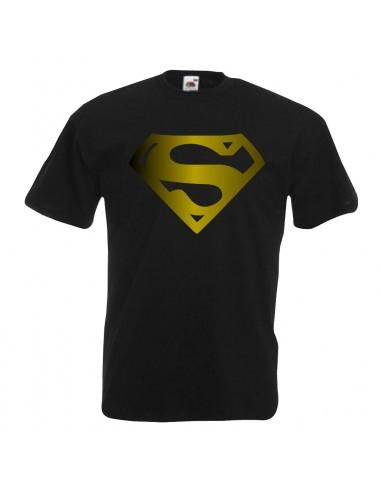 P0588 Superman espejo Oro