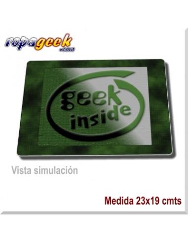 AL0458 Alfombrilla Geek Inside