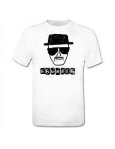P01000 Heisenberg Camiseta